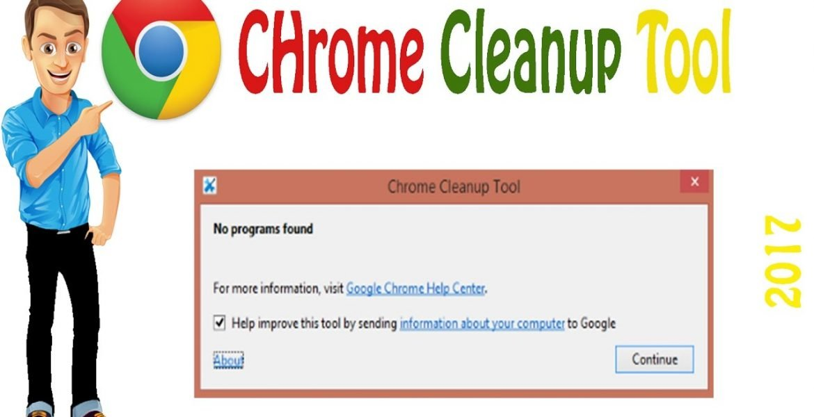 Google Chrome Clean-up Tool