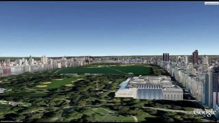 Google Earth A Birds Eye View