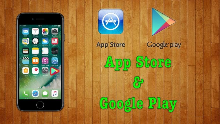 Google Play Store iPhone