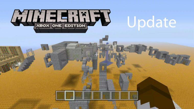 Minecraft Console Update