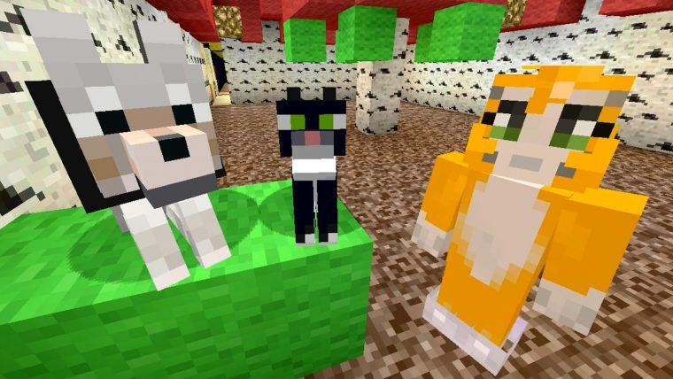 Minecraft Xbox One Update