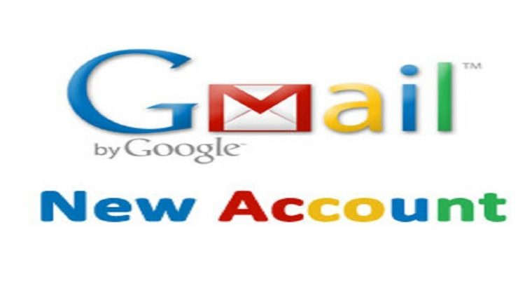 New Gmail Account