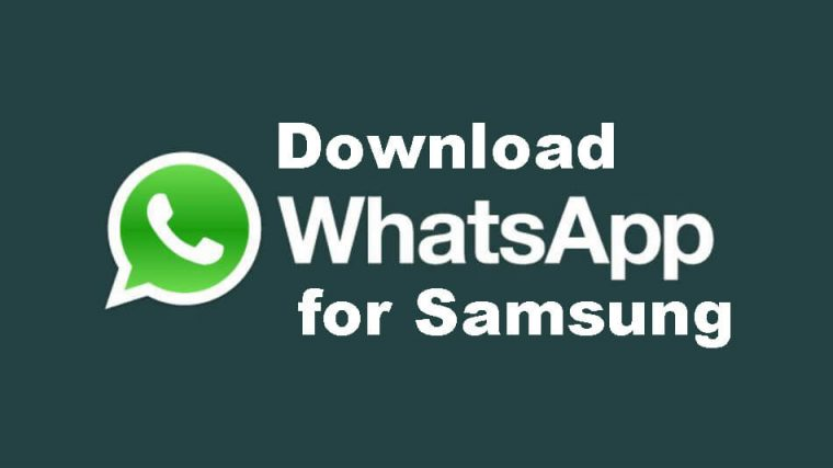 WhatsApp for old Samsung