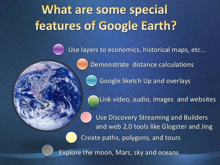 Explore a world of wonders with google earth features google earth features gumiabroncs Choice Image